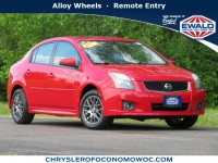 Used, 2012 Nissan Sentra 2.0 SR, Red, C20J120A-1