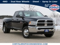Used, 2012 Ram 3500 ST, Blue, D19D648A-1