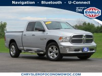 Used, 2013 Ram 1500 Big Horn, Silver, CP1827A-1