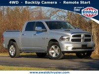 Used, 2013 Ram 1500 Sport, Silver, CP2007A-1