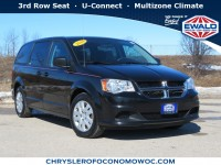 Used, 2014 Dodge Grand Caravan SE, Black, CE1800A-1