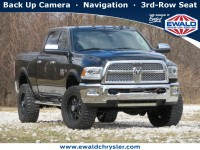 Used, 2014 Ram 2500 Laramie Power Wagon Crew Cab 4x4, Black, D21D34A-1