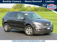 Used, 2015 Chevrolet Traverse LT, Gray, CN1916A-1