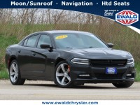 Used, 2015 Dodge Charger RT, Black, C21J124A-1