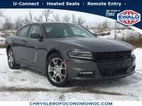 Used, 2015 Dodge Charger SXT, Gray, CE1600-1