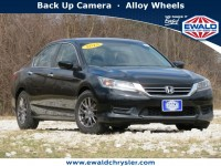 Used, 2015 Honda Accord Sedan LX SEDAN, Black, CN2064A-1