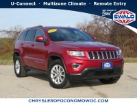Used, 2015 Jeep Grand Cherokee Laredo, Red, C20J59A-1