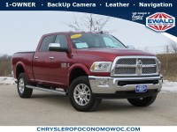Used, 2015 Ram 2500 Laramie, Red, D20D37A-1