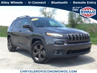 Certified, 2016 Jeep Cherokee 75th Anniversary, Gray, CN1676-1