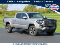 Used, 2016 Toyota Tacoma TRD Sport, Silver, CN1985A-1