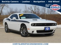 Certified, 2017 Dodge Challenger GT, White, CE1839-1