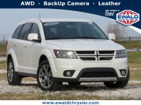 Used, 2017 Dodge Journey GT, White, CN2015-1