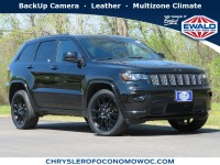 Certified, 2017 Jeep Grand Cherokee Altitude, Black, C20J54A-1
