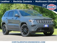 Certified, 2017 Jeep Grand Cherokee Altitude, Gray, CN1950-1