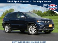 Certified, 2017 Jeep Grand Cherokee Limited, Blue, CN1973-1