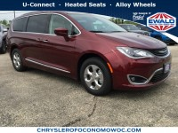 New, 2018 Chrysler Pacifica Hybrid Touring L, White, C18D53-1