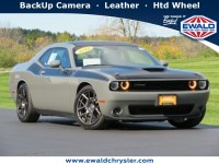 Certified, 2018 Dodge Challenger T/A Plus, Gray, D20D467A-1