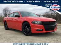 New, 2018 Dodge Charger SXT Plus, Red, D18D76-1