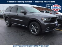New, 2018 Dodge Durango GT, Gray, D18D91-1