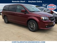 New, 2018 Dodge Grand Caravan SE Plus, Tan, D18D277-1