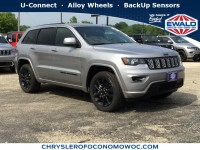 New, 2018 Jeep Grand Cherokee Altitude, Silver, C18J113-1