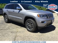New, 2018 Jeep Grand Cherokee Limited, Silver, C18J296-1