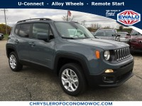 New, 2018 Jeep Renegade Latitude, Other, C18J404-1