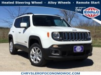 New, 2018 Jeep Renegade Latitude, Other, C18J419-1