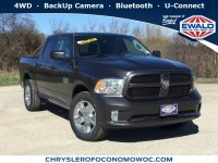 New, 2018 Ram 1500 Express, Gray, D18D220-1