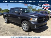 New, 2018 Ram 1500 Express, Gray, D18D221-1