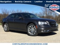 New, 2019 Chrysler 300 Touring L, Gray, C19D43-1