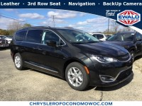 New, 2019 Chrysler Pacifica Touring L, Black, C19D13-1