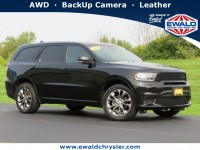 Certified, 2019 Dodge Durango GT Plus, Black, CN1946-1