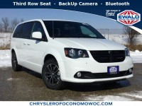 New, 2019 Dodge Grand Caravan SE Plus, White, D19D123-1