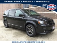 New, 2019 Dodge Grand Caravan SE Plus, Black, D19D34-1