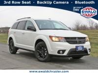 Certified, 2019 Dodge Journey SE, White, CN1829-1