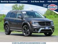 New, 2019 Dodge Journey Crossroad, Gray, D19D659-1