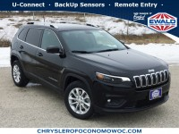 New, 2019 Jeep Cherokee Latitude, Black, C19J159-1