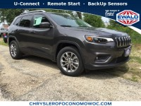 New, 2019 Jeep Cherokee Latitude Plus, Other, C19J40-1