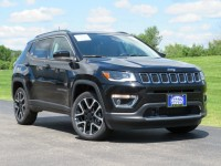 New, 2019 Jeep Compass Limited, Black, C19J183-1