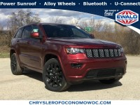 New, 2019 Jeep Grand Cherokee Altitude, Red, C19J193-1