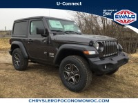 New, 2019 Jeep Wrangler Sport S, Other, C19J90-1