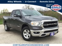 Used, 2019 Ram 1500 Big Horn, Gray, D18D412A-1