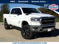 New, 2019 Ram 1500 Big Horn/Lone Star, White, D19D22-1