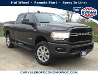 New, 2019 Ram 2500 Big Horn, Gray, D19D314-1