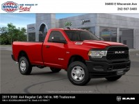 New, 2019 Ram 3500 Tradesman, Red, D19D617-1