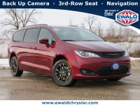 New, 2020 Chrysler Pacifica AWD Launch Edition, Red, C20D64-1