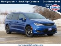 New, 2020 Chrysler Pacifica Touring L, Blue, C20D69-1