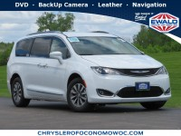 New, 2020 Chrysler Pacifica Touring L Plus, White, C20D23-1