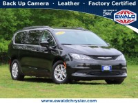 Certified, 2020 Chrysler Voyager LXI, Black, CN2095-1